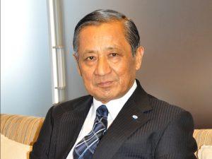 喜多方市社会福祉協議会長 武藤 顯夫