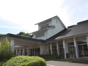 高郷高齢者生活福祉センター「かたくり荘」(高郷支所)