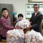 令和2年12月2日 「喜多方市立第二小学校」様