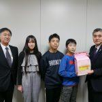 令和2年12月22日 「喜多方市立第三小学校」様